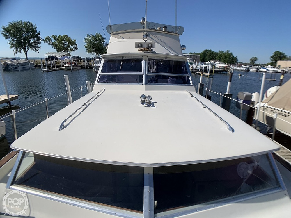 1969 Chris Craft boat for sale, model of the boat is 38 Commander & Image # 7 of 40