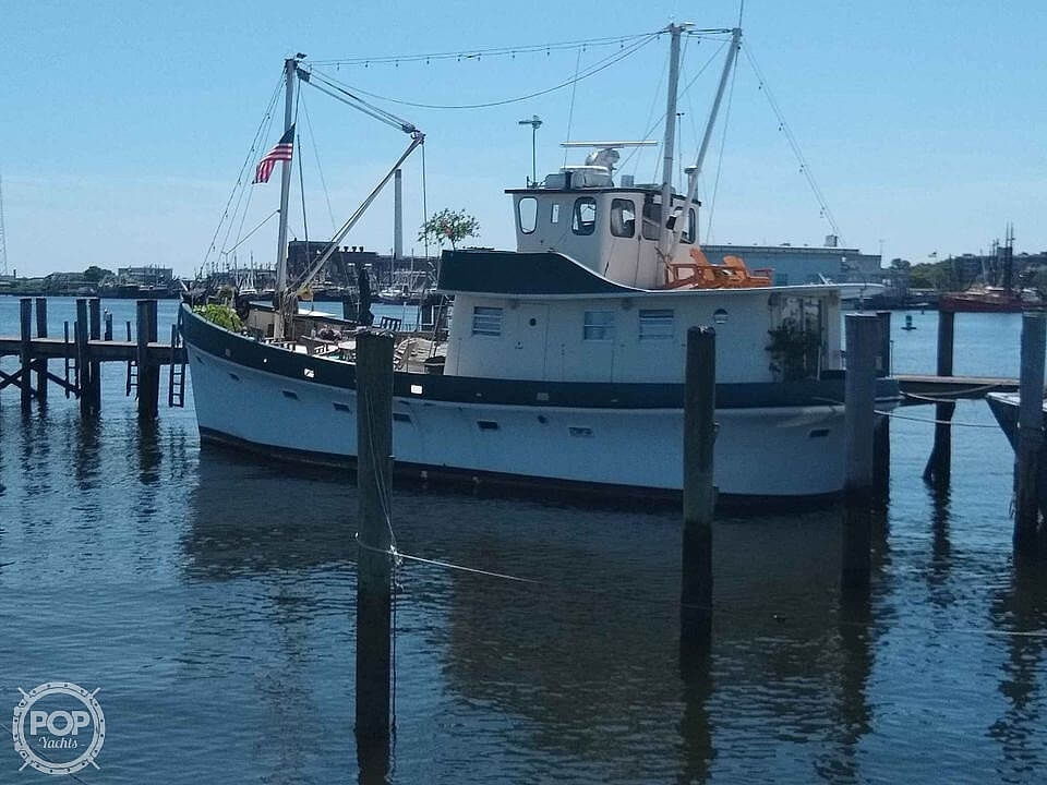 1985 North Sea 63' Trawler - #$LI_INDEX