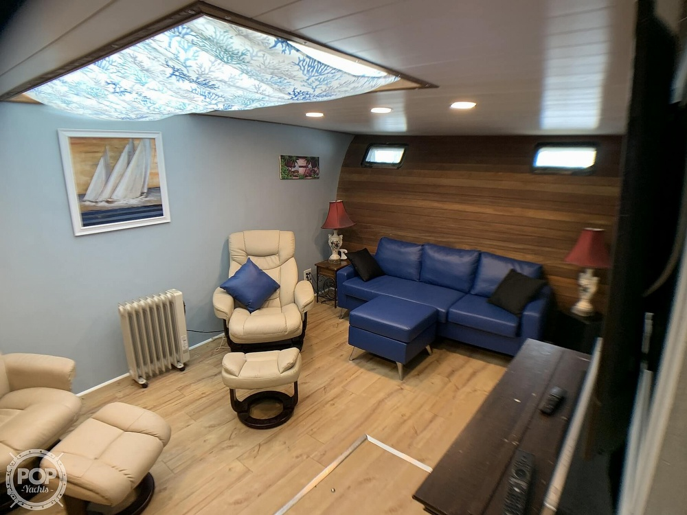 1985 North Sea boat for sale, model of the boat is 63' Trawler & Image # 12 of 40