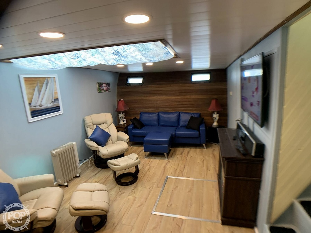1985 North Sea boat for sale, model of the boat is 63' Trawler & Image # 5 of 40