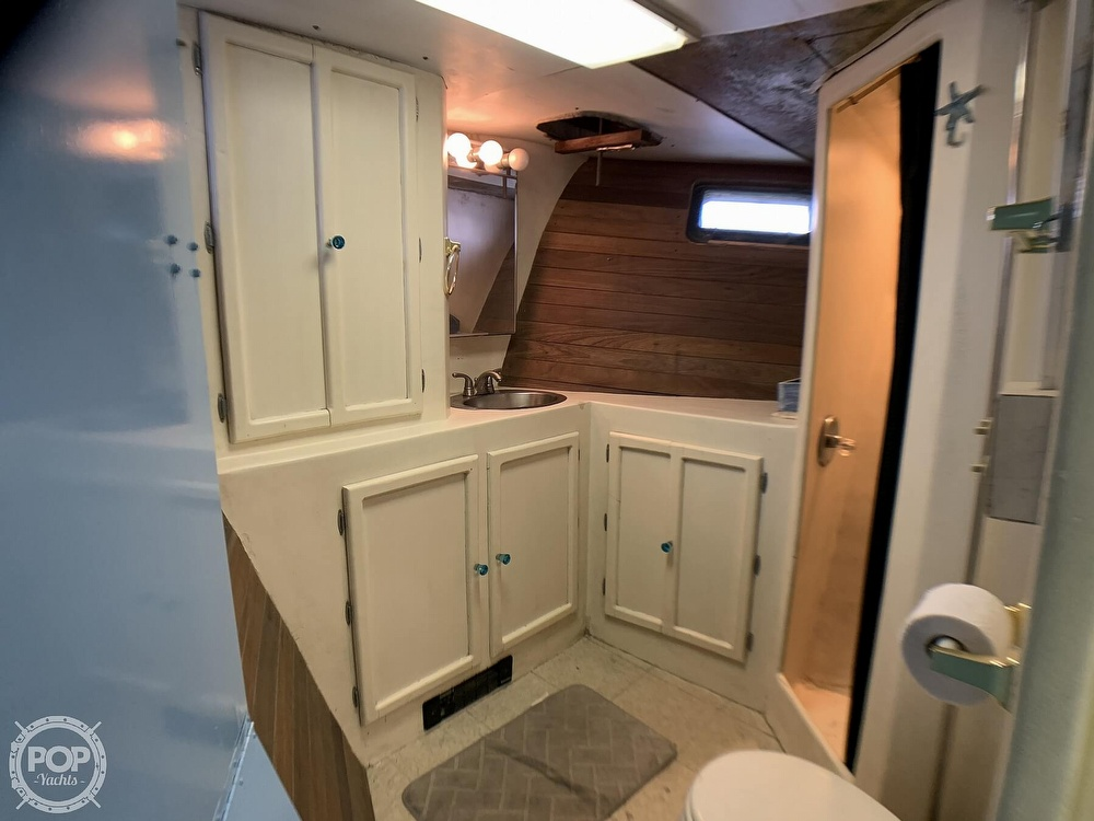1985 North Sea boat for sale, model of the boat is 63' Trawler & Image # 10 of 40