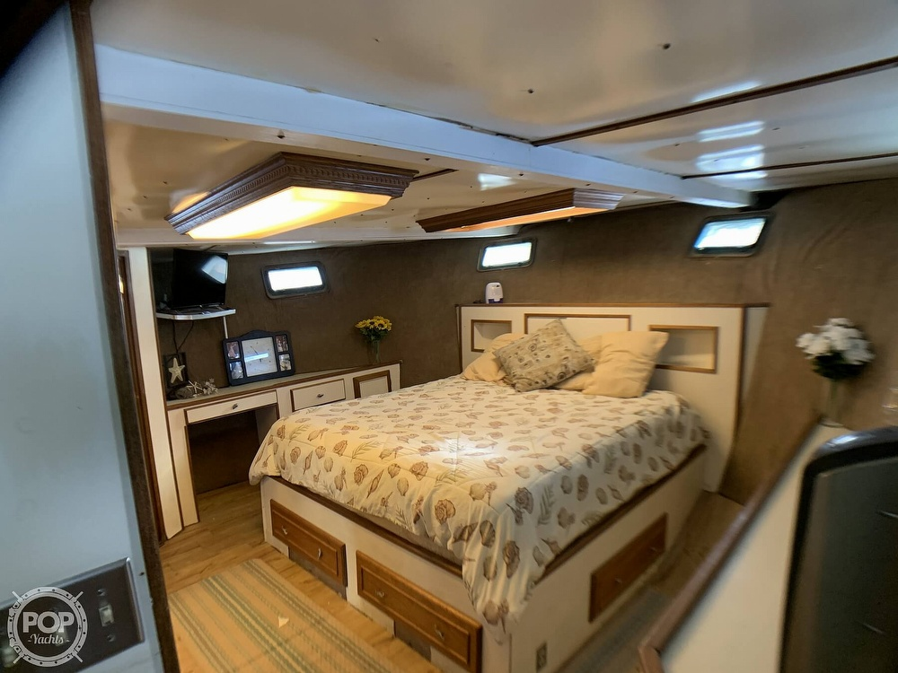1985 North Sea boat for sale, model of the boat is 63' Trawler & Image # 6 of 40