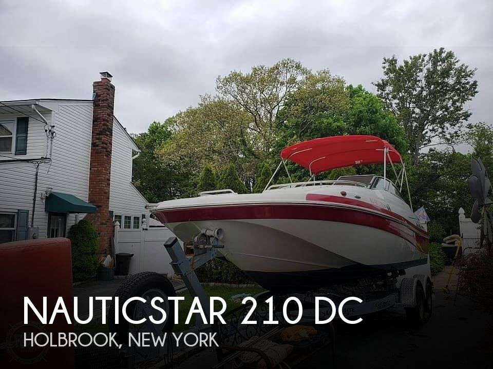 Used NauticStar Deck Boats For Sale by owner | 2011 NauticStar 210 dc