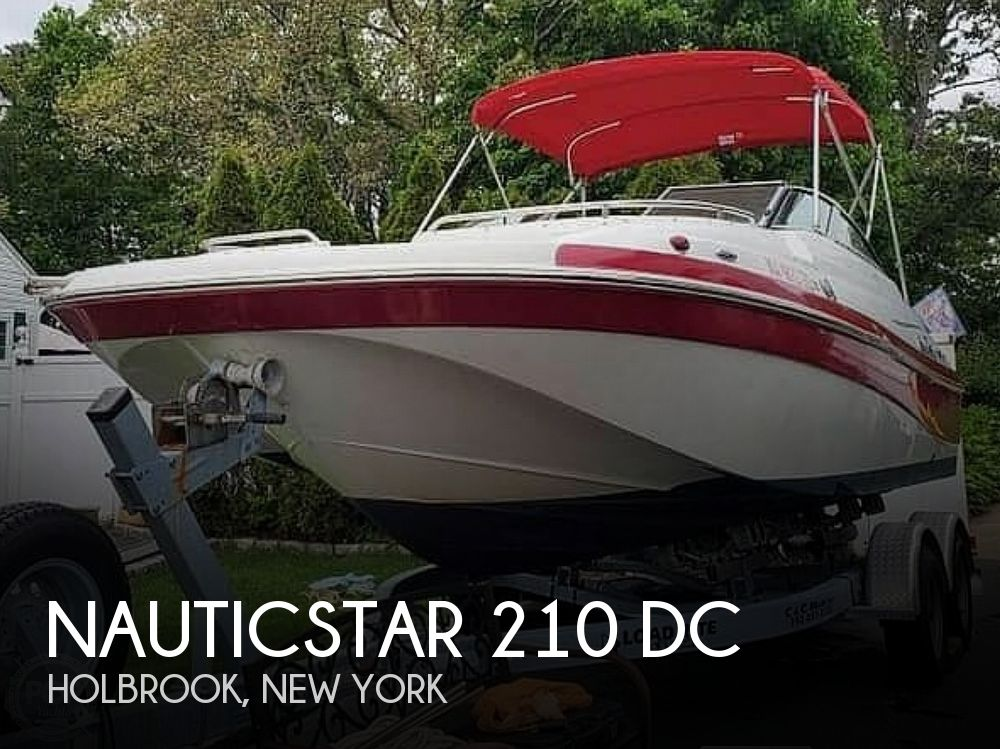 2011 Nautic Star boat for sale, model of the boat is 210 DC & Image # 1 of 41