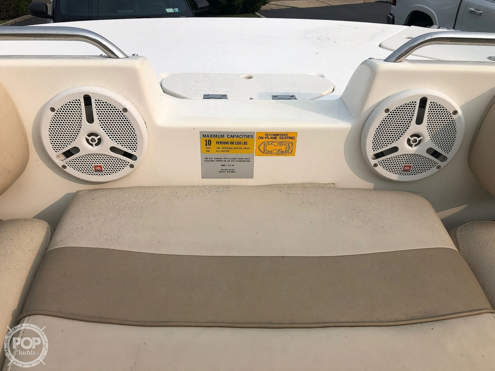 2011 Nautic Star boat for sale, model of the boat is 210 DC & Image # 26 of 41