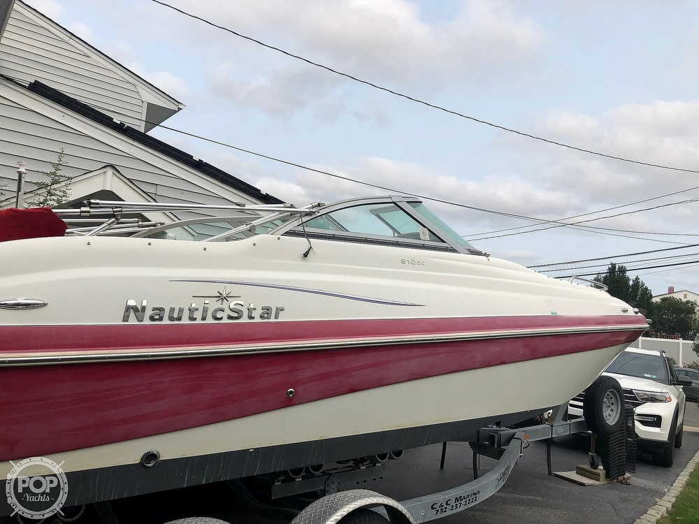2011 Nautic Star boat for sale, model of the boat is 210 DC & Image # 13 of 41