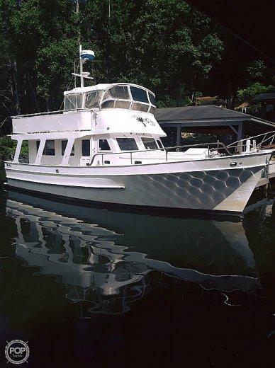 Marine Trader 40' Trawler, 40', for sale - $44,500