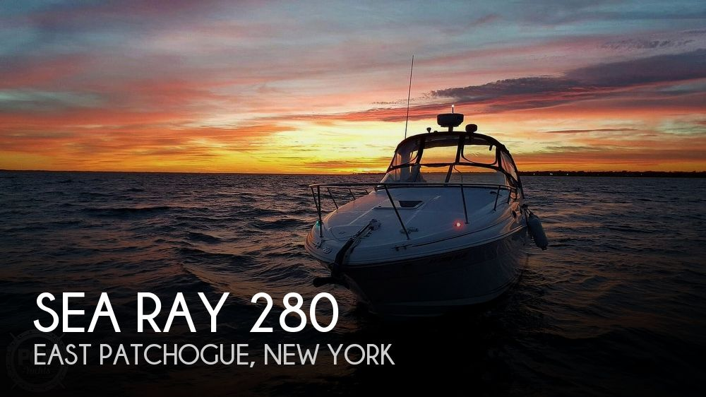 Used Sea Ray 28 Boats For Sale by owner | 2004 Sea Ray 280 Sundancer