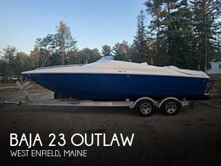 2009 Baja boat for sale, model of the boat is 23 Outlaw & Image # 1 of 40