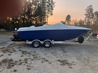 2009 Baja boat for sale, model of the boat is 23 Outlaw & Image # 6 of 40