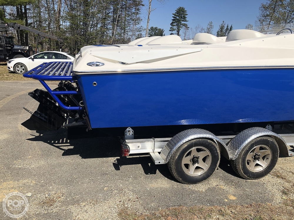 2009 Baja boat for sale, model of the boat is 23 Outlaw & Image # 16 of 40