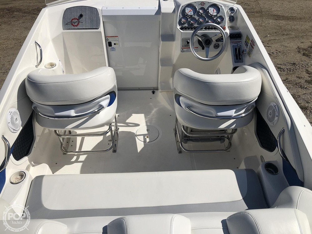 2009 Baja boat for sale, model of the boat is 23 Outlaw & Image # 25 of 40