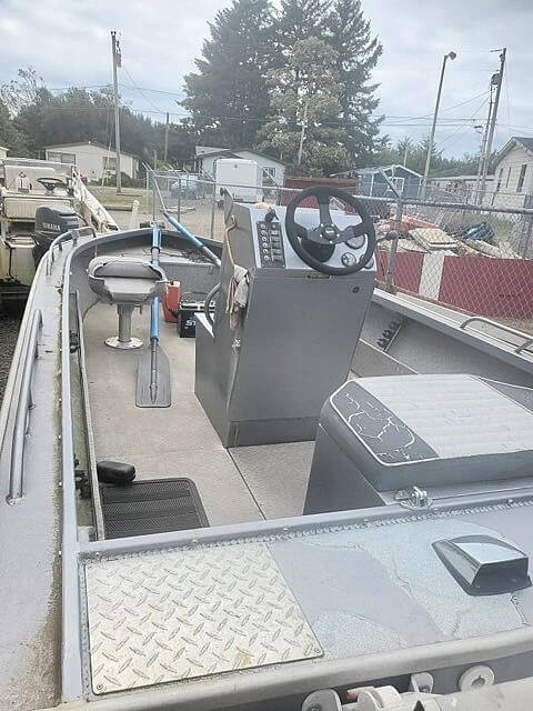 1996 Fish-Rite boat for sale, model of the boat is Stealth 177 & Image # 3 of 10