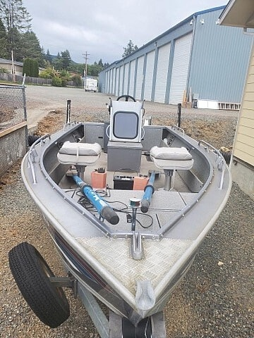 1996 Fish-Rite boat for sale, model of the boat is Stealth 177 & Image # 2 of 10