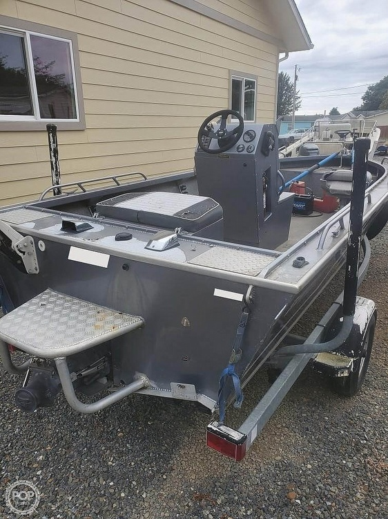 1996 Fish-Rite boat for sale, model of the boat is Stealth 177 & Image # 4 of 10