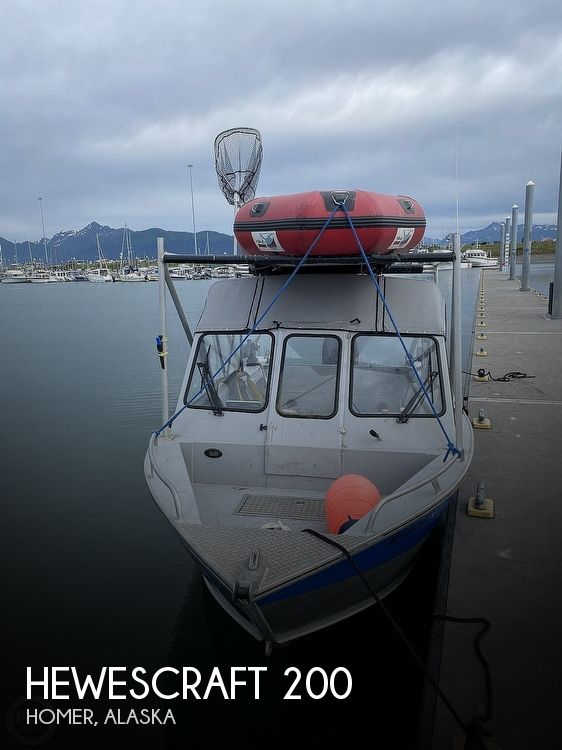 Used HewesCraft Boats For Sale by owner | 2014 Hewescraft Searunner 200