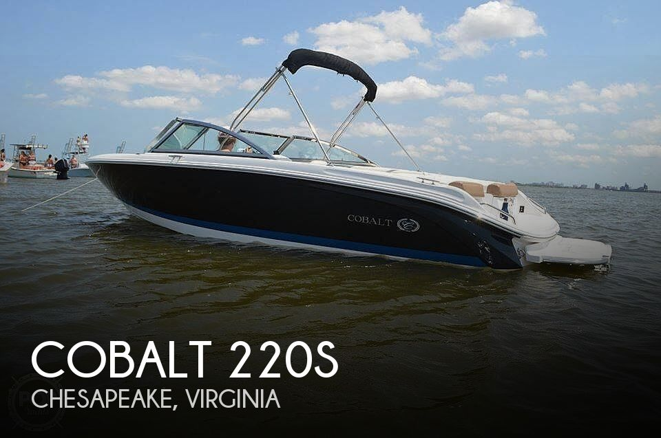 Used Cobalt Boats For Sale by owner | 2017 Cobalt 220S