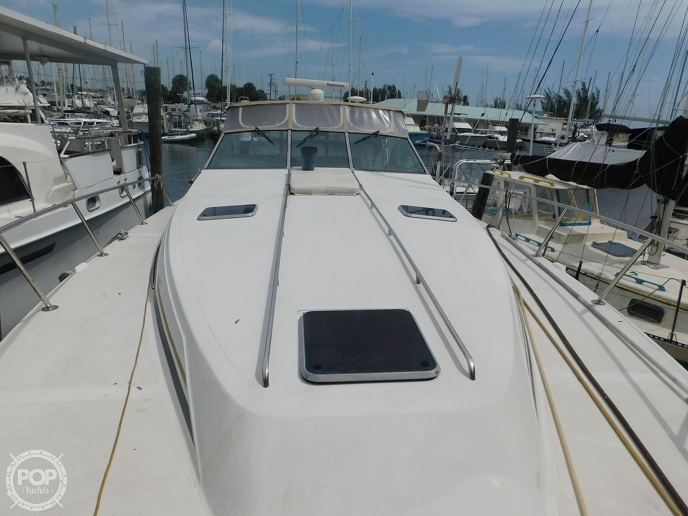 1988 Sea Ray boat for sale, model of the boat is 460 EXPRESS CRUISER & Image # 12 of 40