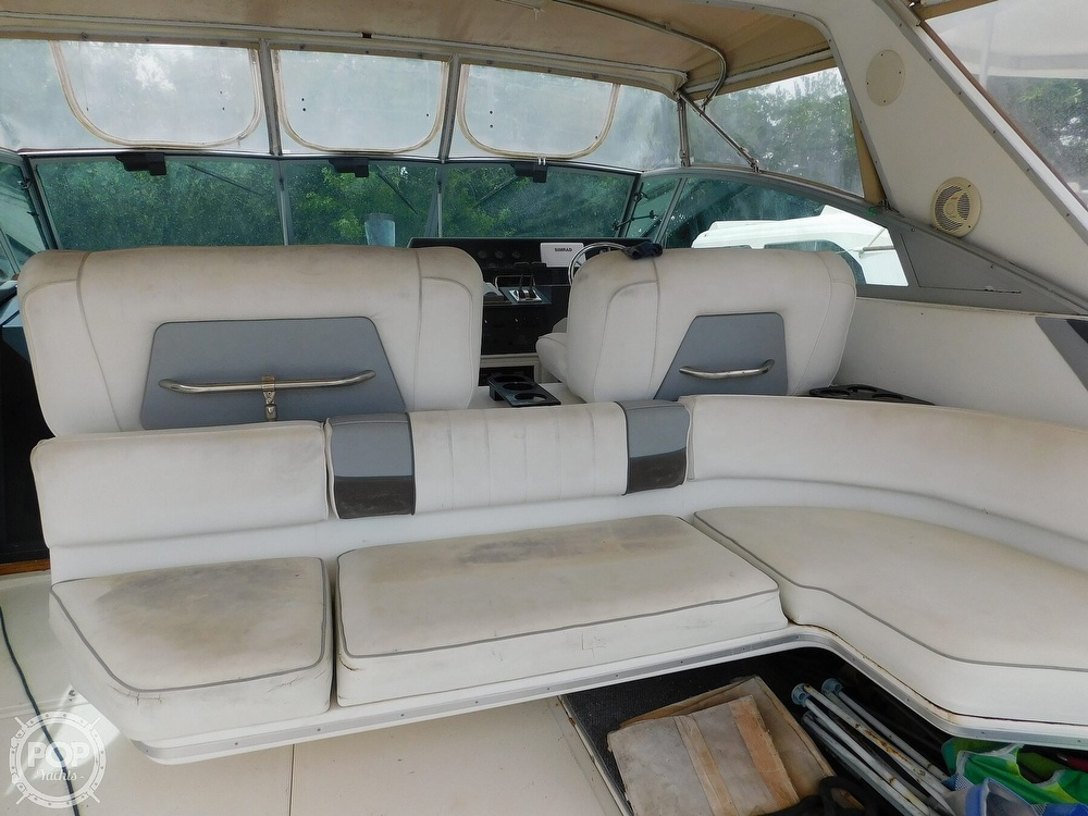 1988 Sea Ray boat for sale, model of the boat is 460 EXPRESS CRUISER & Image # 7 of 40