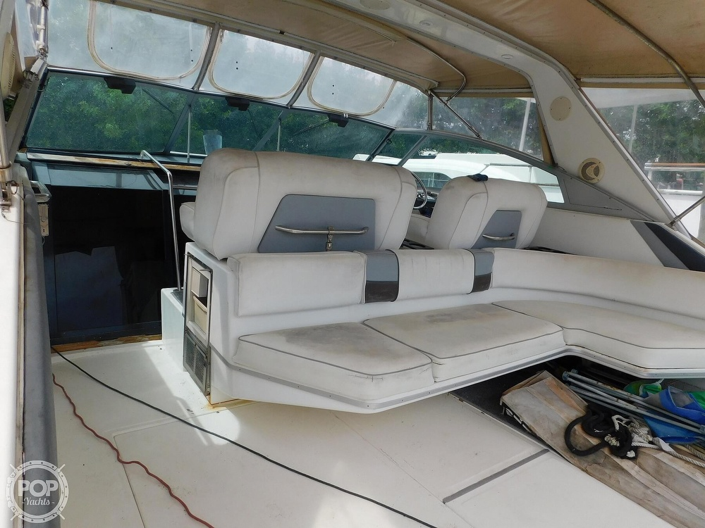 1988 Sea Ray boat for sale, model of the boat is 460 EXPRESS CRUISER & Image # 11 of 40