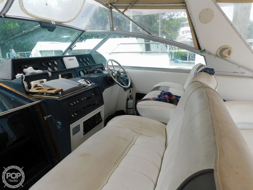 1988 Sea Ray boat for sale, model of the boat is 460 EXPRESS CRUISER & Image # 15 of 40