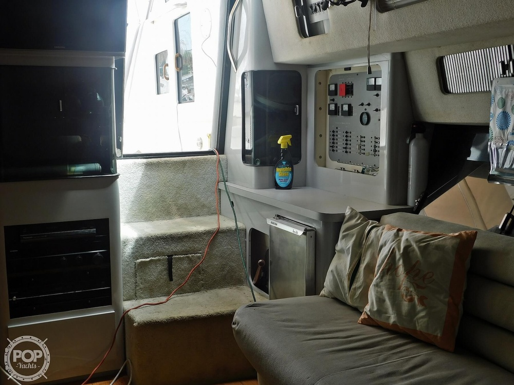 1988 Sea Ray boat for sale, model of the boat is 460 EXPRESS CRUISER & Image # 2 of 40