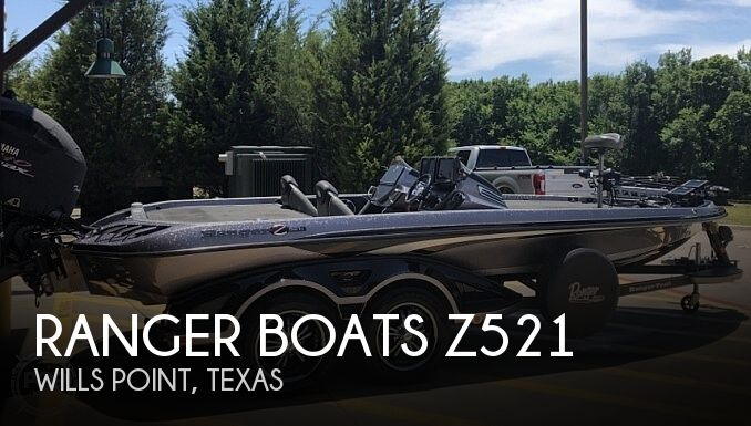Used Boats For Sale in Tyler, Texas by owner | 2015 Ranger Boats Z521