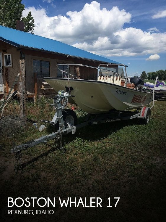 Used Boston Whaler 17 Boats For Sale by owner | 1975 Boston Whaler 17