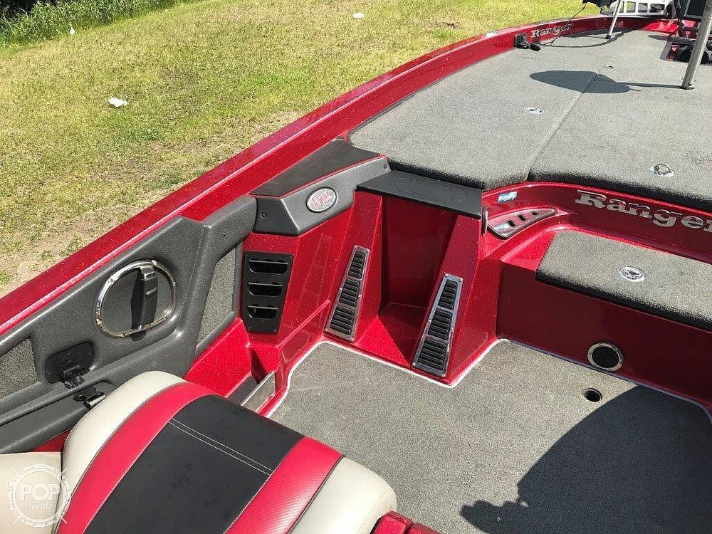 2015 Ranger Boats boat for sale, model of the boat is Z520C & Image # 17 of 35