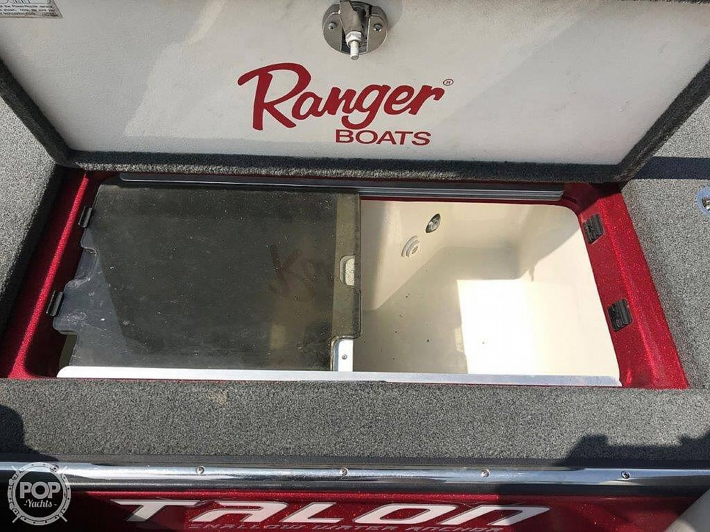 2015 Ranger Boats boat for sale, model of the boat is Z520C & Image # 26 of 35