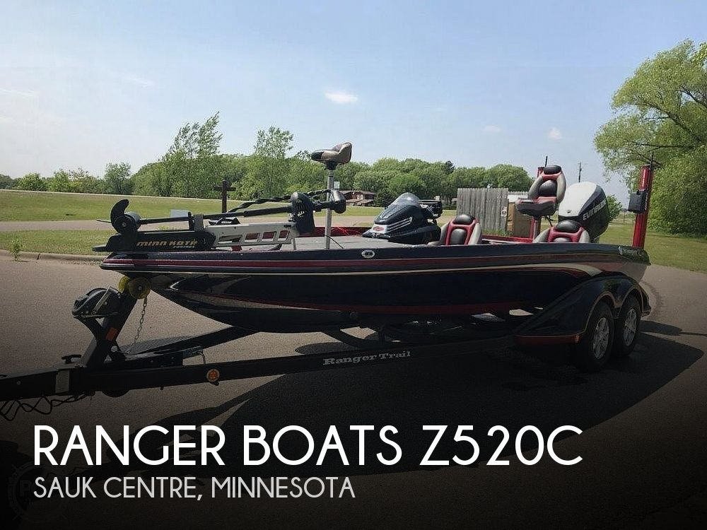 2015 Ranger Boats boat for sale, model of the boat is Z520C & Image # 1 of 35