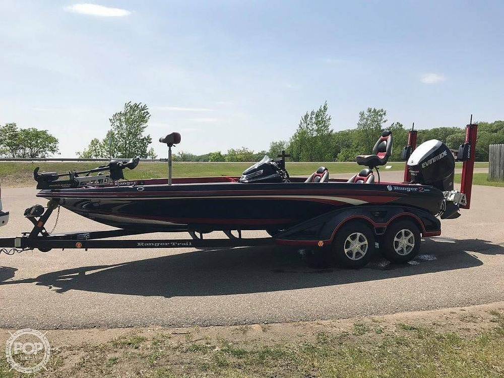 2015 Ranger Boats boat for sale, model of the boat is Z520C & Image # 33 of 35
