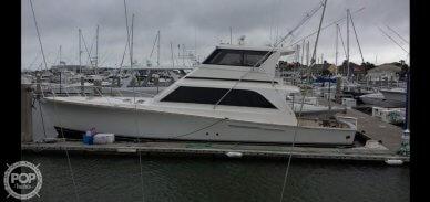 Ocean Yachts 63 Ocean, 63, for sale - $439,000