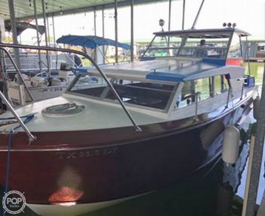 1968 Owens boat for sale, model of the boat is Flagship 28 Express & Image # 3 of 40