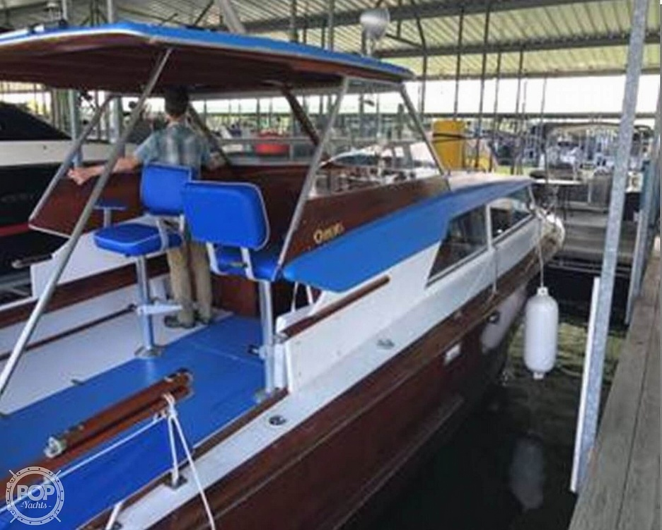 1968 Owens boat for sale, model of the boat is Flagship 28 Express & Image # 4 of 40