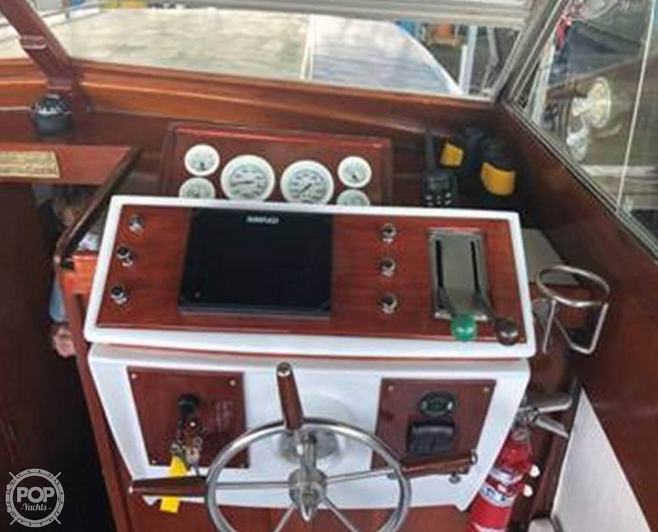 1968 Owens boat for sale, model of the boat is Flagship 28 Express & Image # 8 of 40