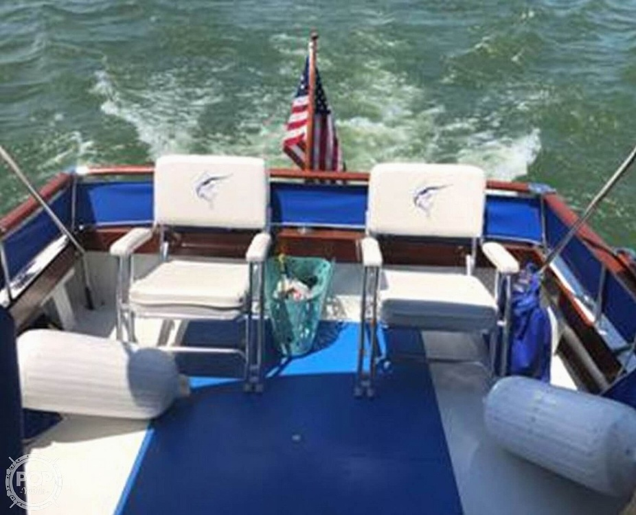 1968 Owens boat for sale, model of the boat is Flagship 28 Express & Image # 10 of 40