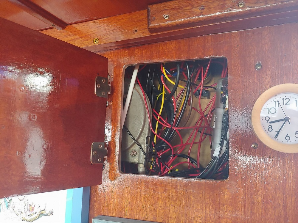 1968 Owens boat for sale, model of the boat is Flagship 28 Express & Image # 38 of 40
