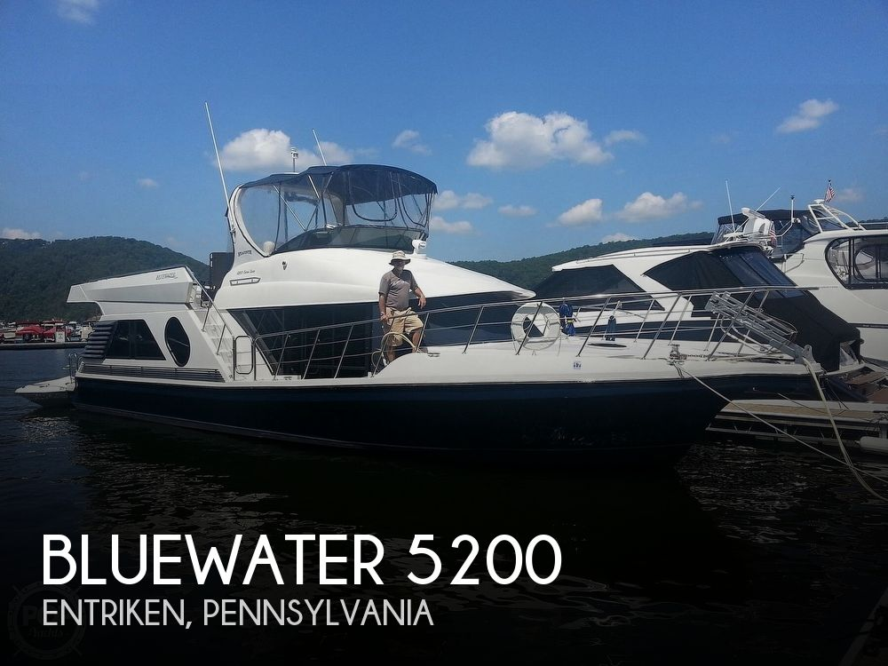 2007 BLUE WATER 5200 for sale