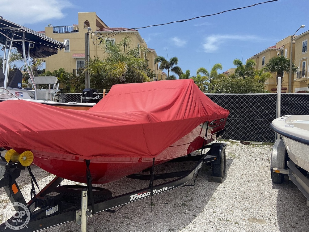 2016 Triton boat for sale, model of the boat is 178DV & Image # 8 of 41