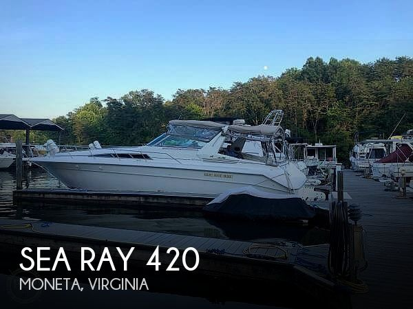 Used Sea Ray 20 Boats For Sale by owner | 1990 Sea Ray Sundancer 420