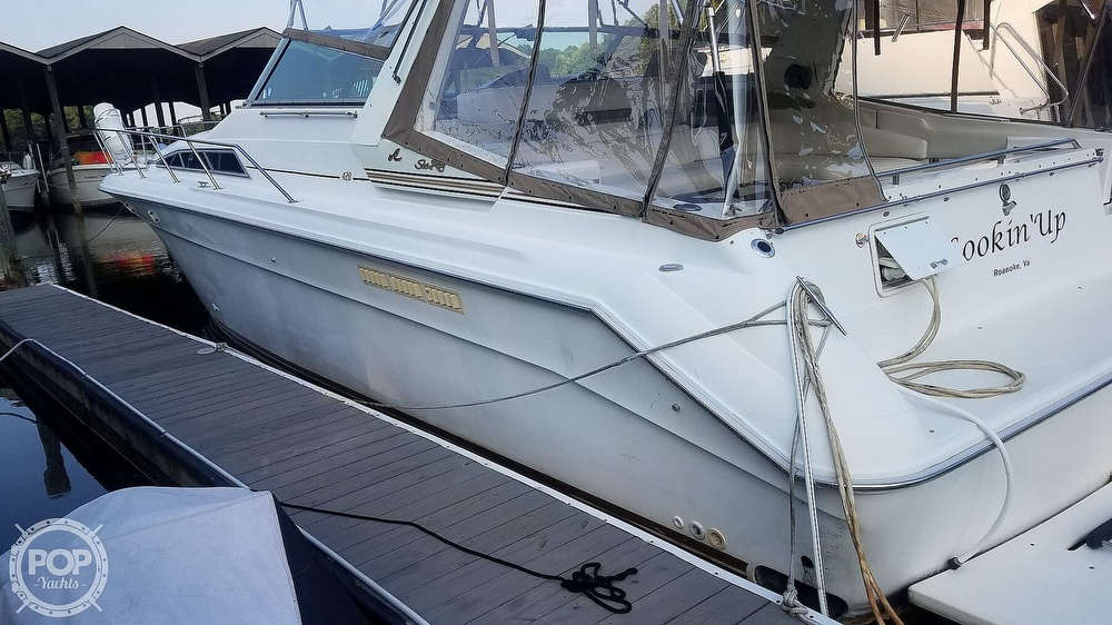 1990 Sea Ray boat for sale, model of the boat is 420 Sundancer & Image # 3 of 40