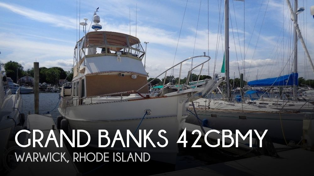 Used GRAND BANKS Boats For Sale by owner | 1990 Grand Banks 42GBMY