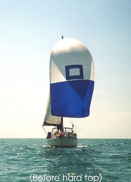 1981 Morgan boat for sale, model of the boat is Out Island 416 & Image # 2 of 40