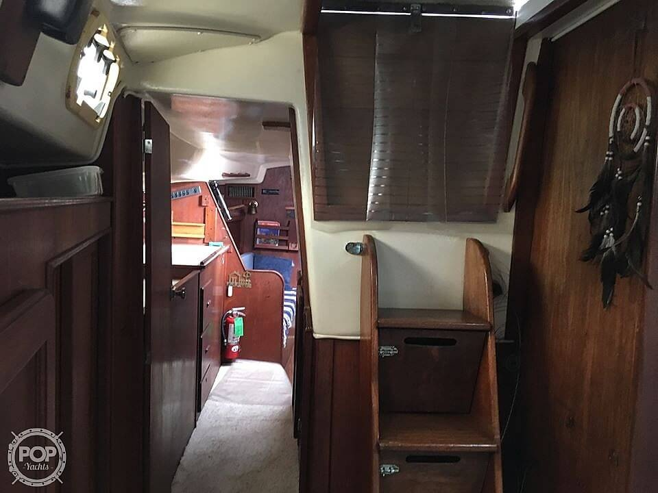 1981 Morgan boat for sale, model of the boat is Out Island 416 & Image # 11 of 40