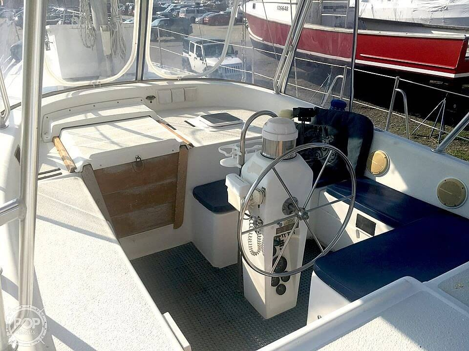 1981 Morgan boat for sale, model of the boat is Out Island 416 & Image # 19 of 40