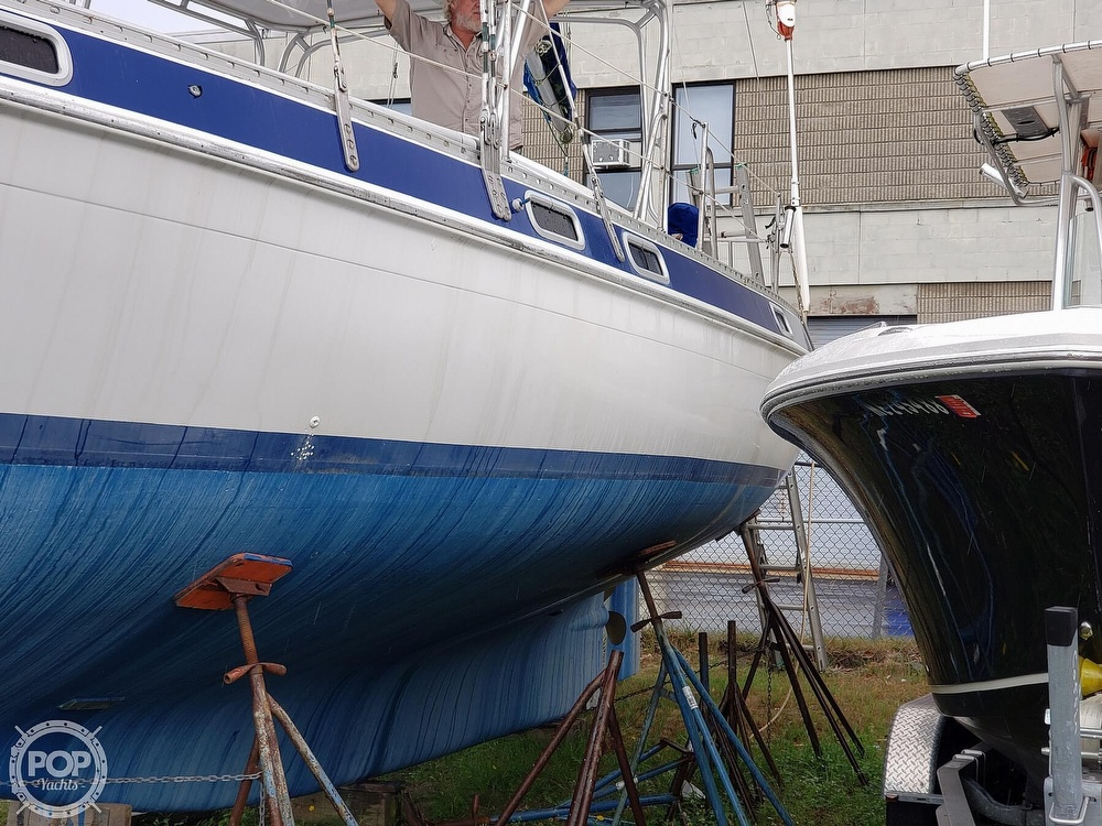 1981 Morgan boat for sale, model of the boat is Out Island 416 & Image # 22 of 40
