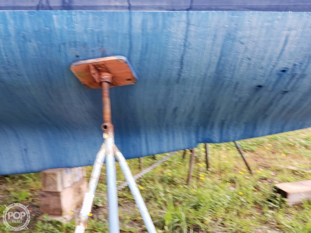 1981 Morgan boat for sale, model of the boat is Out Island 416 & Image # 24 of 40