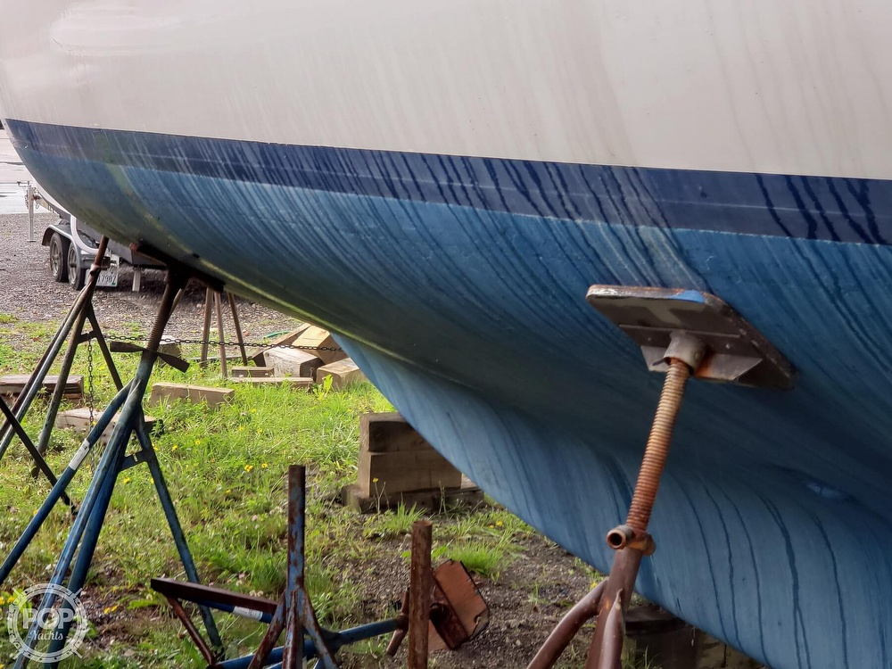 1981 Morgan boat for sale, model of the boat is Out Island 416 & Image # 36 of 40