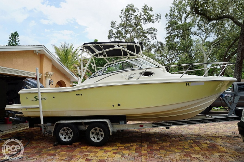 2006 Scout Abaco 242 - #$LI_INDEX